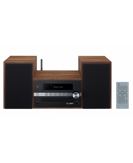 Pioneer X-CM66D Micro Hi-Fi System With Spotify