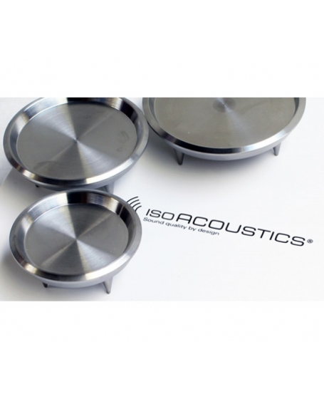 IsoAcoustics GAIA II Carpet Discs Set Of 8
