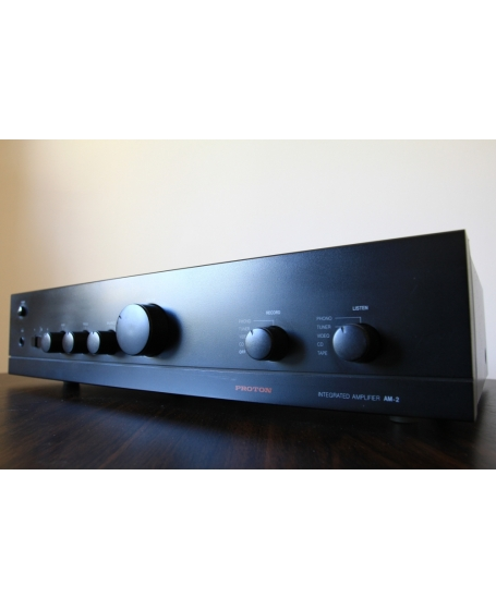 Proton AM-2 Integrated Amplifier
