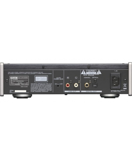 TEAC PD-501HR CD Player