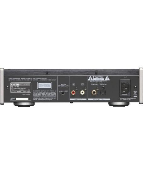 TEAC PD-501HR CD Player