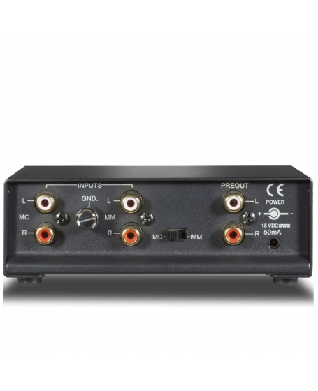 NAD PP 2E MC/MM Phono Preamplifier