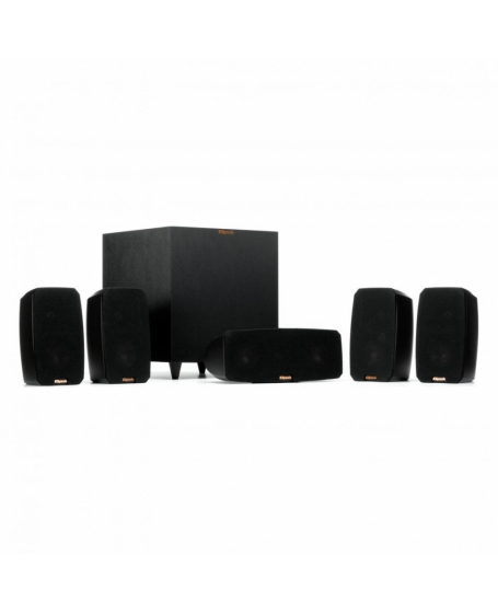 Klipsch Reference 5.1Ch Theater Pack H/T System