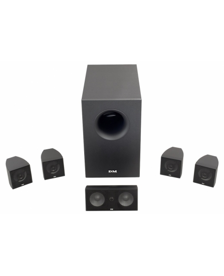 DM Dream Series X1 5.1 Speaker System