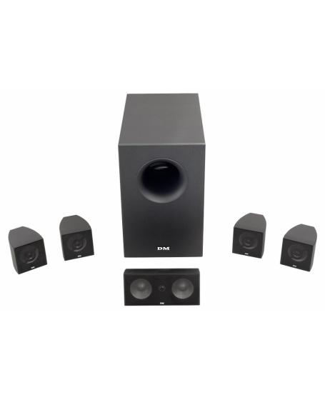 DM Dream Series X1 5.1 Speaker System ( DU )
