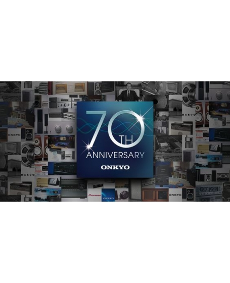 The History of Onkyo