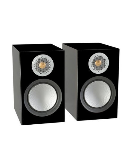 Monitor Audio Silver 50 Bookshelf Speaker.