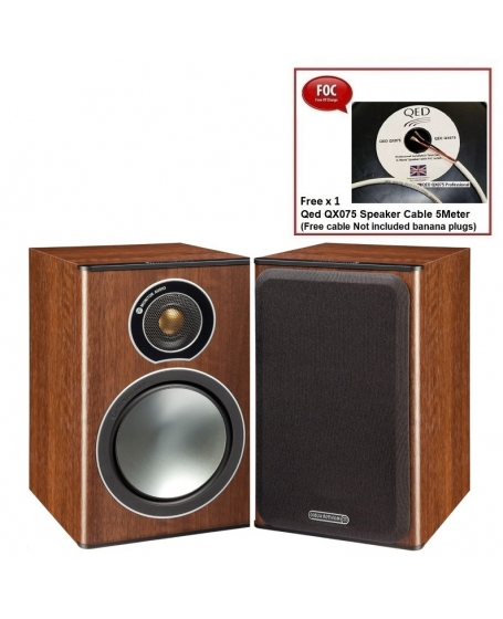 Monitor Audio Bronze 1 Bookshelf Speaker