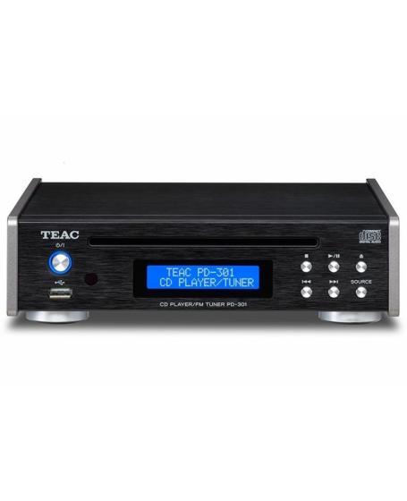 TEAC PD301 CD Player/USB/FM Tuner