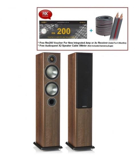 Monitor Audio Bronze 5 Floorstanding Speaker
