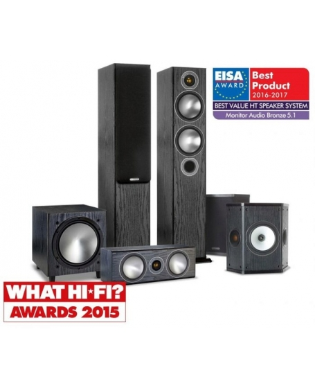 Monitor Audio Bronze 5 5.1 Home Theater System