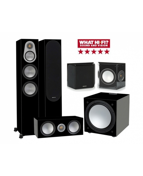 Monitor Audio Silver 300 5.1 Home Theater Package