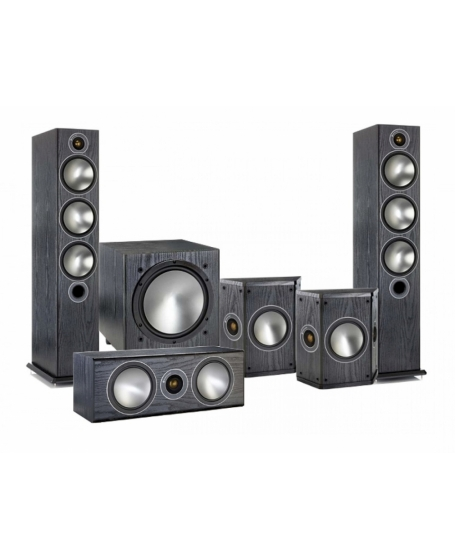 Monitor Audio Bronze 6 5.1 Home Theater Package