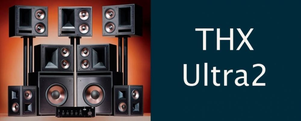 Klipsch THX ULTRA2 Home Theatre Speaker System