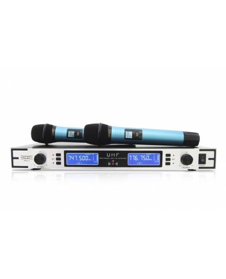 Pro Ktv Pro 77 Wireless Microphone