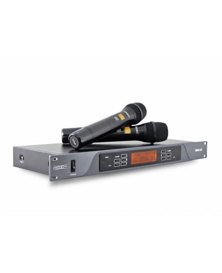 Pro Ktv WM-83 Wireless Microphone