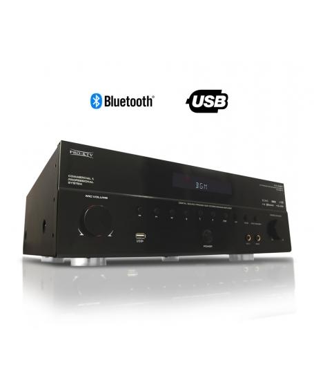 Pro Ktv KA-33BT Karaoke Amplifier