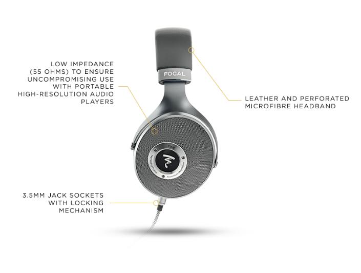 Focal CLEAR Open Circumaural Hi Fi Headphones ES_a