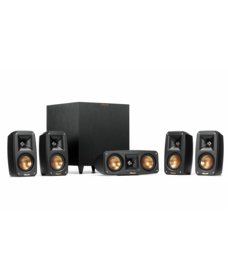 Klipsch Reference Theater Pack With R-8SW Subwoofer
