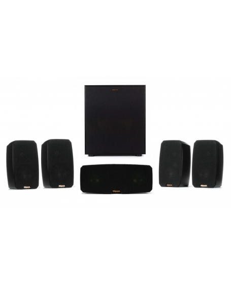 Klipsch Reference Theater Pack With R-120SW Subwoofer