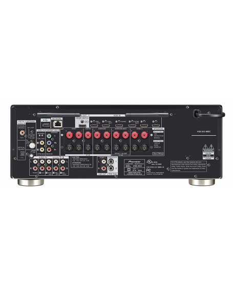 Pioneer VSX-933 7.2Ch Atmos Network AV Receiver