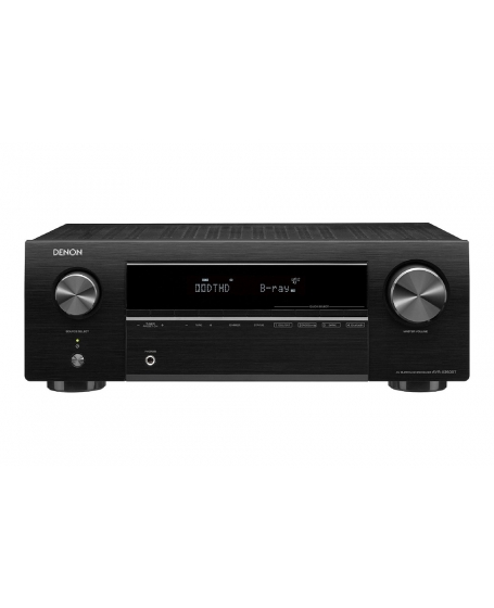 Denon AVR-X250BT 5.1Ch 4K Bluetooth AV Receiver