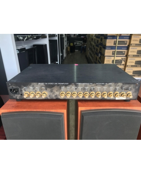 Belles 15A Pre Amplifier Made In USA ( PL )