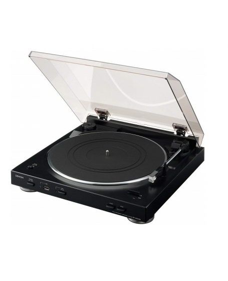 Denon DP-200USB Fully Automatic Turntable with USB