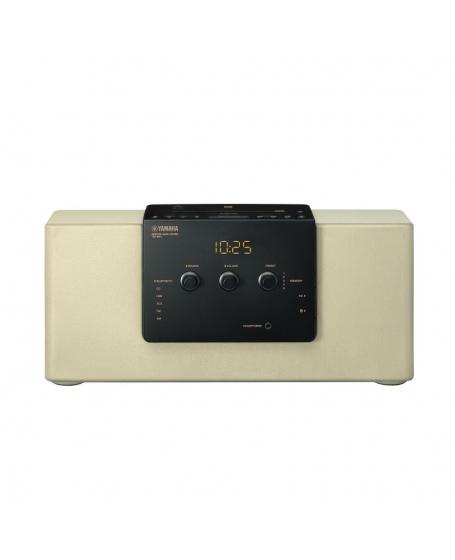 Yamaha TSX-B141 Desktop Audio System (Opened Box New)