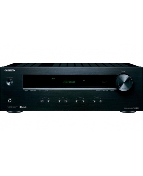 Onkyo TX-8220 Stereo Receiver With Bluetooth And FM Tuner