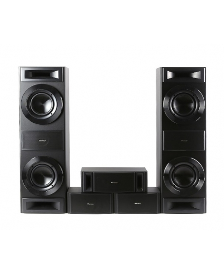 Pioneer S-RS88TB Todoroki 5.0 Speaker Package