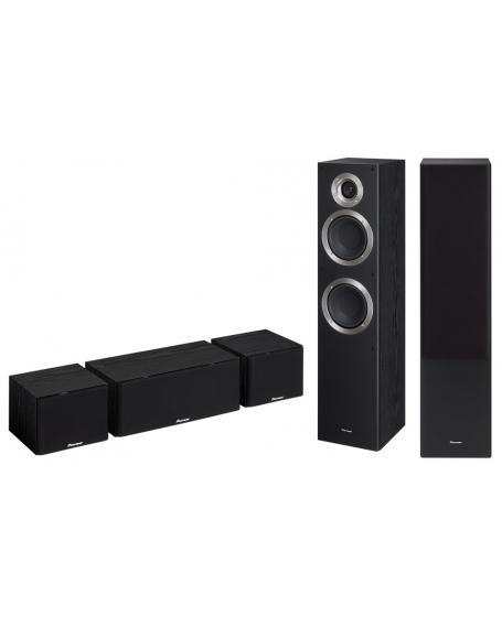 Pioneer S-ES21 5Ch Speaker System ( DU )