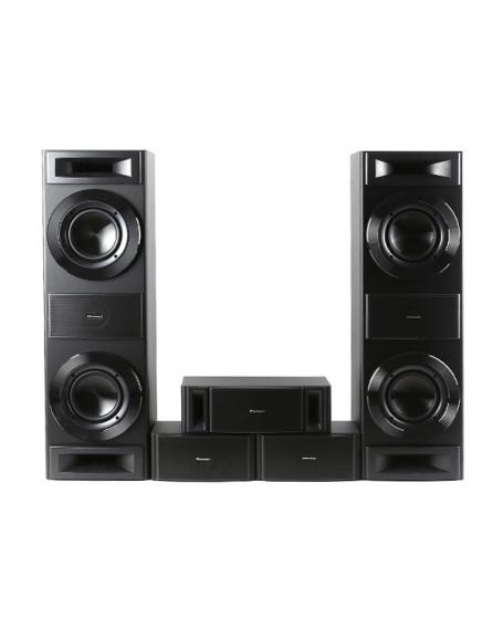 Pioneer S-RS88TB Todoroki 5.0 Speaker Package ( DU )