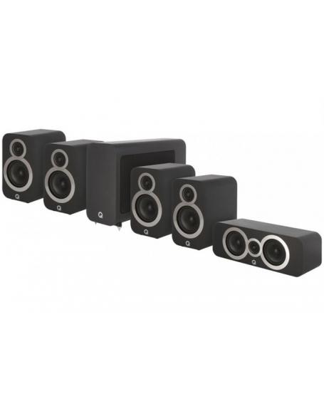 Q Acoustics 3010i 5.1 Speaker Package