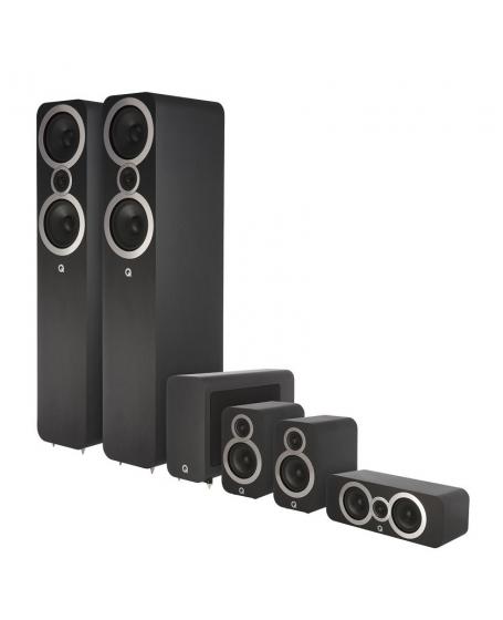 Q Acoustics 3050i 5.1 H/ Theatre System
