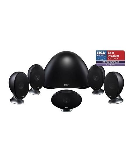 KEF E305 5.1-Channel Speaker System