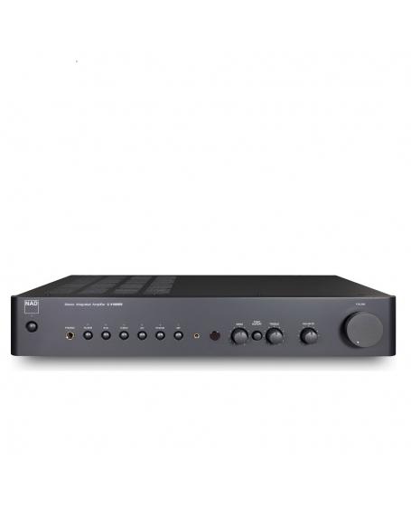 NAD C316 BEE V2 Integrated Amplifier