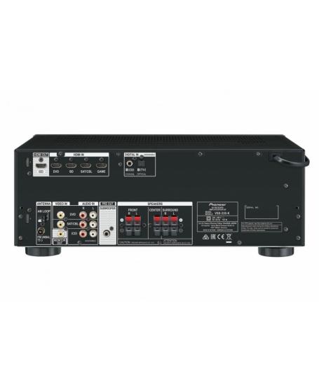Pioneer VSX-330 5.1Ch Av Receiver