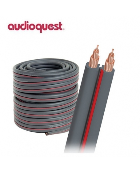 Audioquest X2 Grey Speaker Cable 30FT