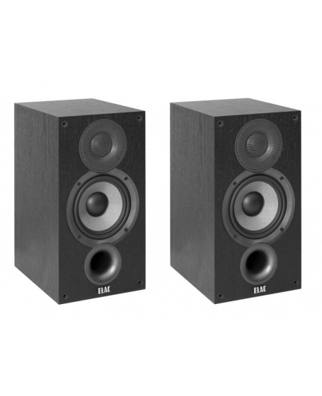 ELAC Debut 2.0 B5.2 Bookshelf Speaker