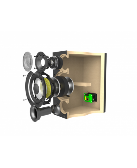 ELAC Debut 2.0 B6.2 Bookshelf Speaker