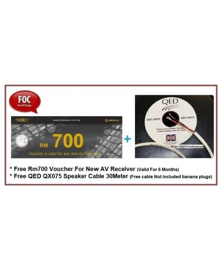 ELAC F5.2 5.1 Speaker Package