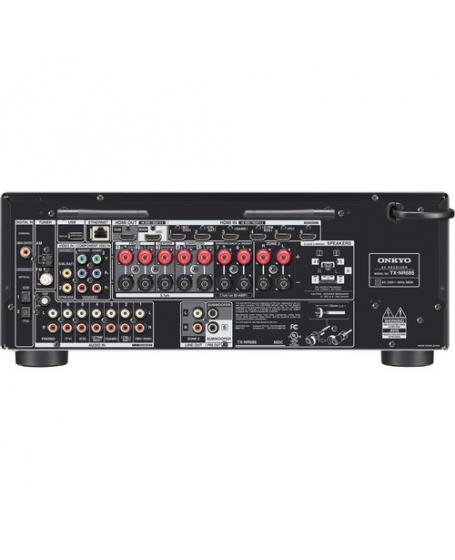 Onkyo TX-NR686 7.2Ch THX Atmos Network AV Receiver