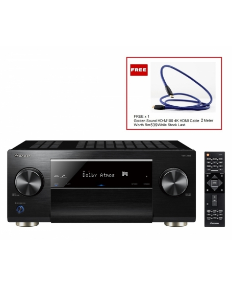Pioneer VSX-LX503 9.2Ch Atmos Network AV Receiver