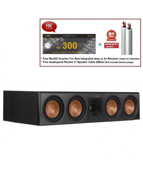 Klipsch RP-504C Reference Premier Center Speaker