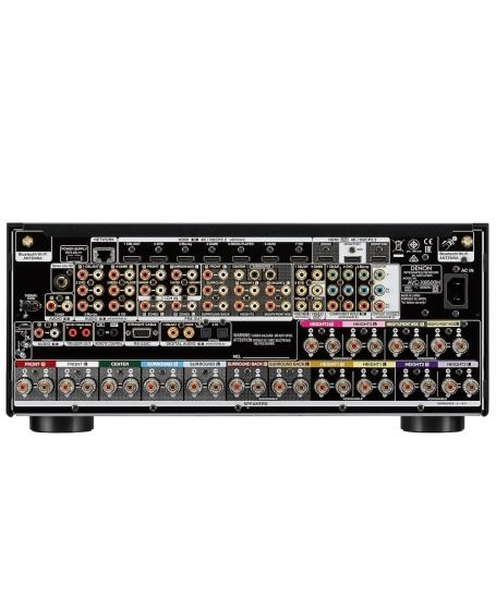 Denon AVC-X8500H 13.2 Channel AV Receiver Made In Japan