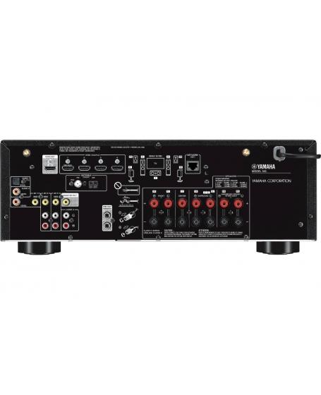 Yamaha RX-V585 7.2Ch Atmos Network AV Receiver