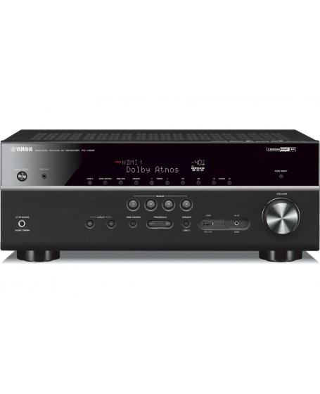 Yamaha RX-V685 7.2Ch Atmos Network AV Receiver