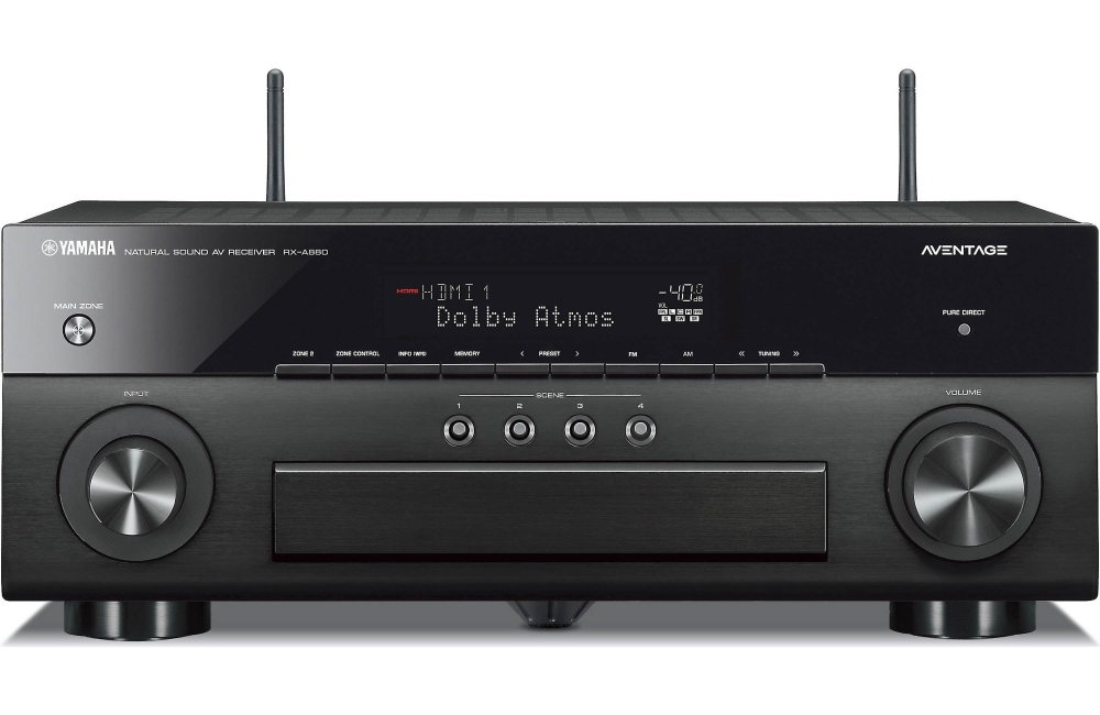 yamaha rx a880 7 2ch atmos network av receiver. Black Bedroom Furniture Sets. Home Design Ideas