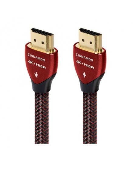 Audioquest Cinnamon 4K HDMI Cable 3 Meter